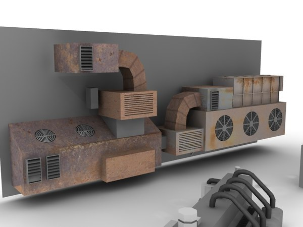 max industrial units