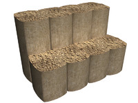 Sandbag Barrier