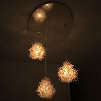 3ds max flower lighting lamp