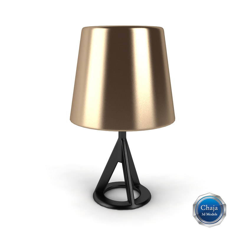 lamp light 3d 3ds