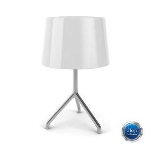 lamp light 3d dxf