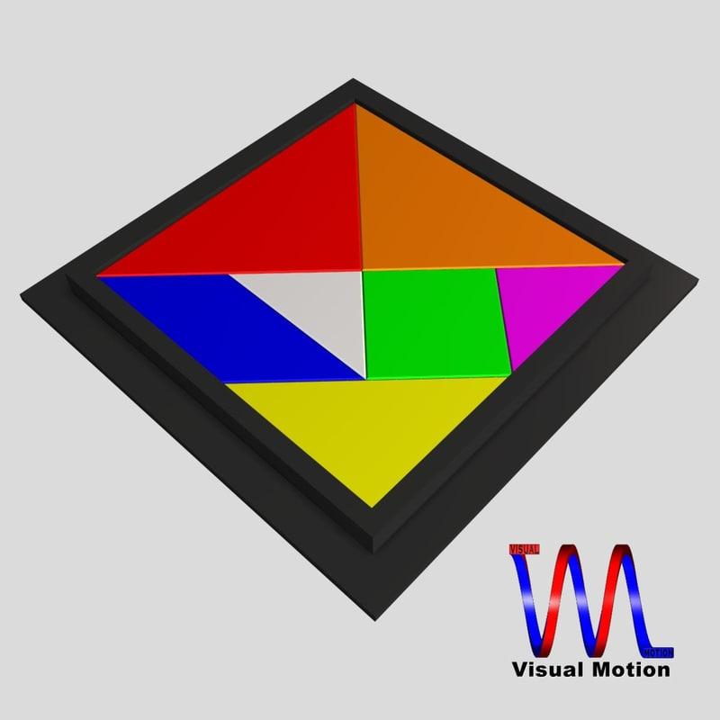 tangram puzzle 3ds free