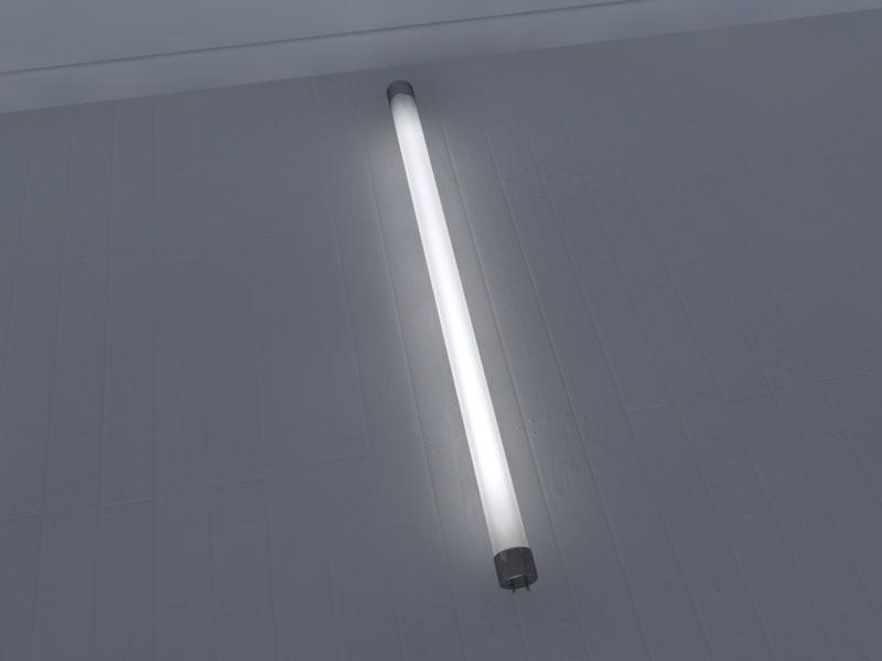 3d hq neon tube