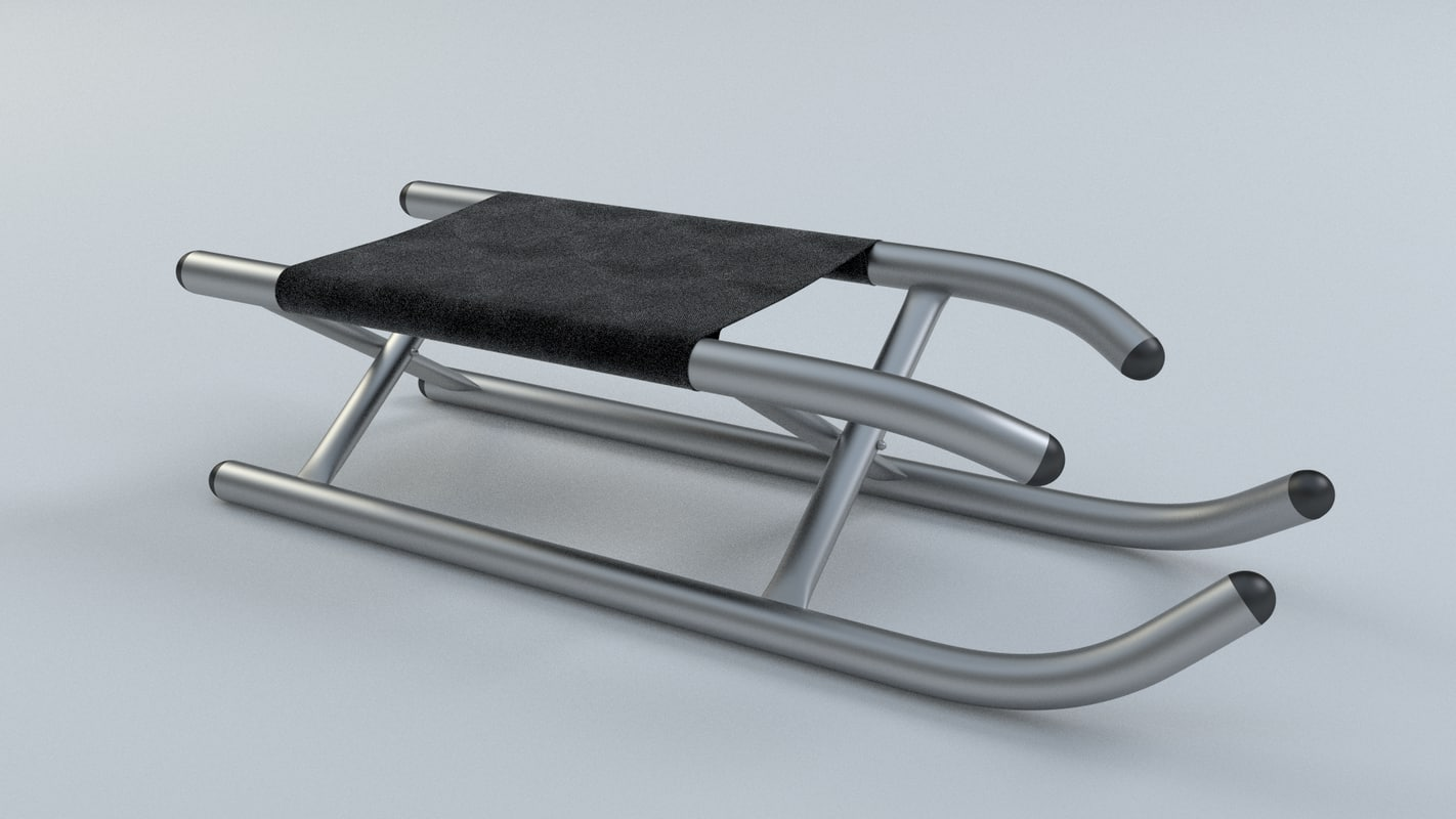 3ds max sled