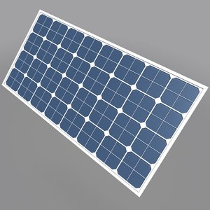 3d x solar panel coz111207