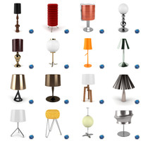 Lamp Collection_01