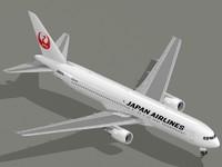 Boeing 767-300 ER JAL
