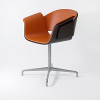rondo bene chair wood 3ds