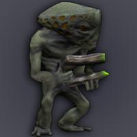 3d alien games