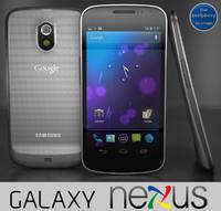 Samsung Galaxy Nexus I515 Smartphone