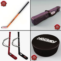 Hockey Stick Collection v4