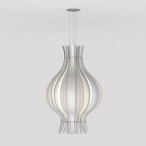 onion pendant light max