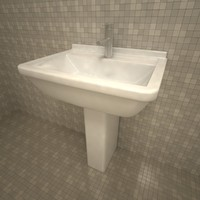 Duravit Starck3 Washbasin