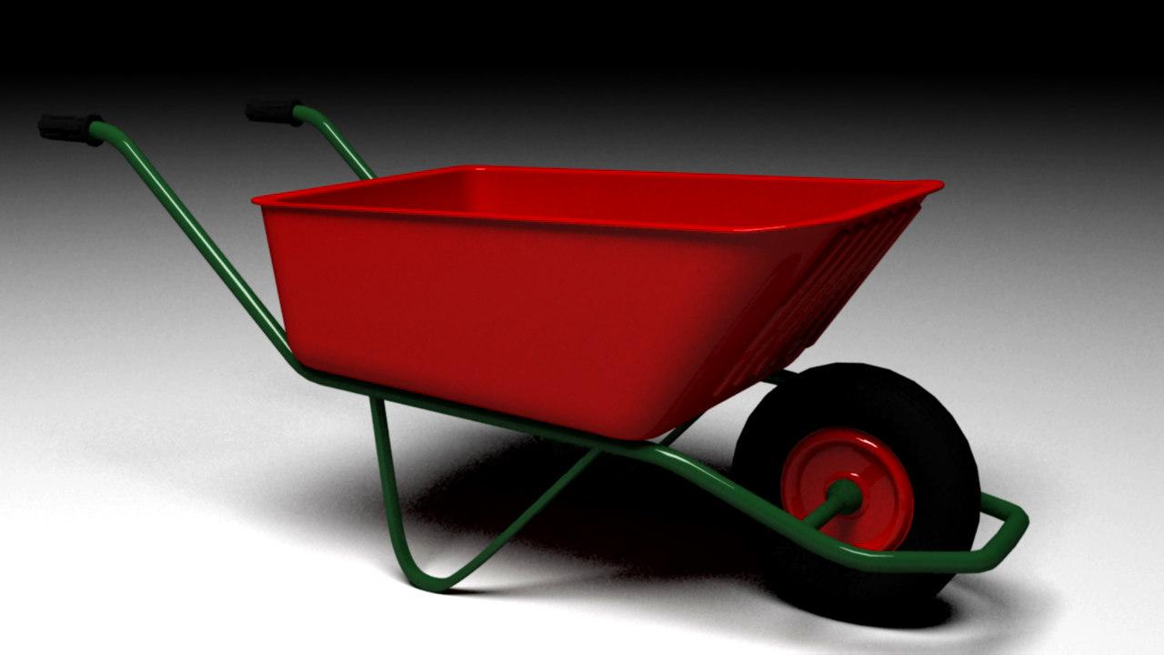 max wheelbarrow