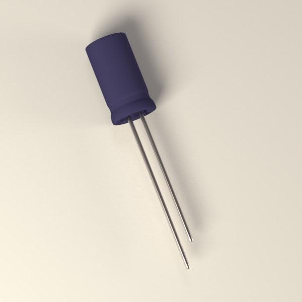 3d capacitor