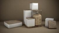 Stelton RigTig Storage boxes