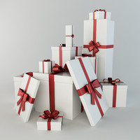 3d gift boxes