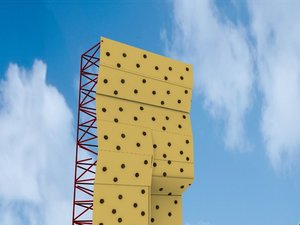 3ds max wall climbing