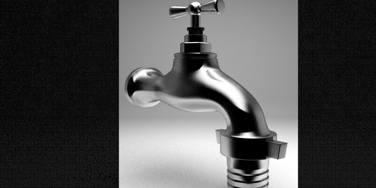 free tap 3d model