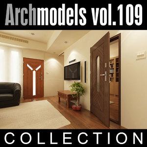 max archmodels vol 109 doors