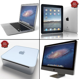3ds max apple computers v3