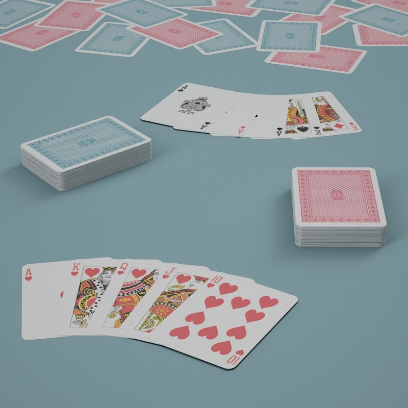 3ds max card casino