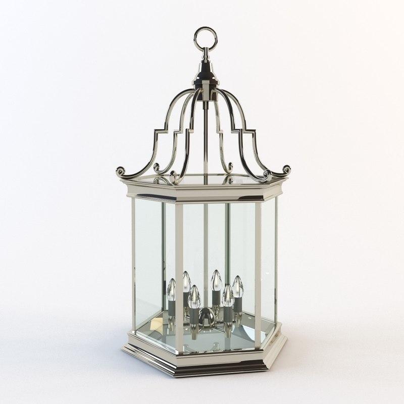3d eichholtz prince lantern