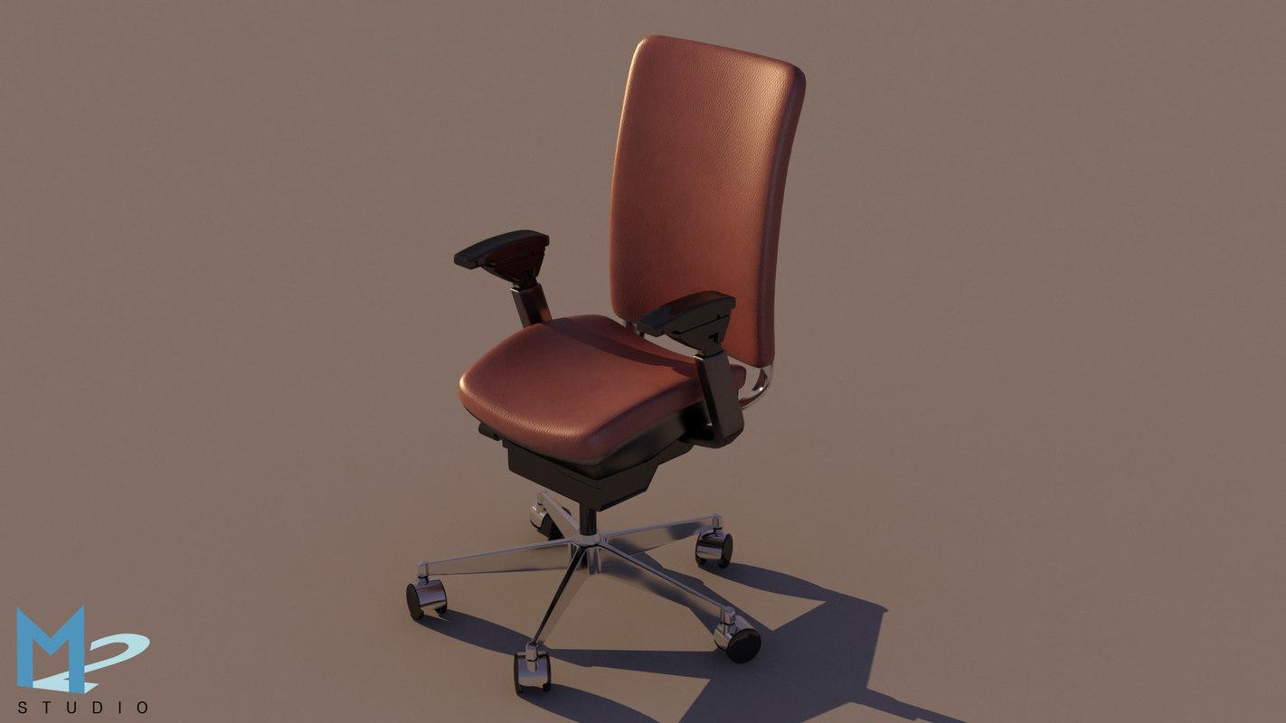 nurse chair 3d max