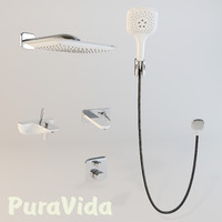 PuraVida Shower set