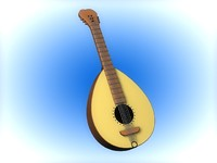 cinema4d mexican banjo