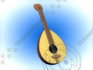 cinema4d mexican banjo