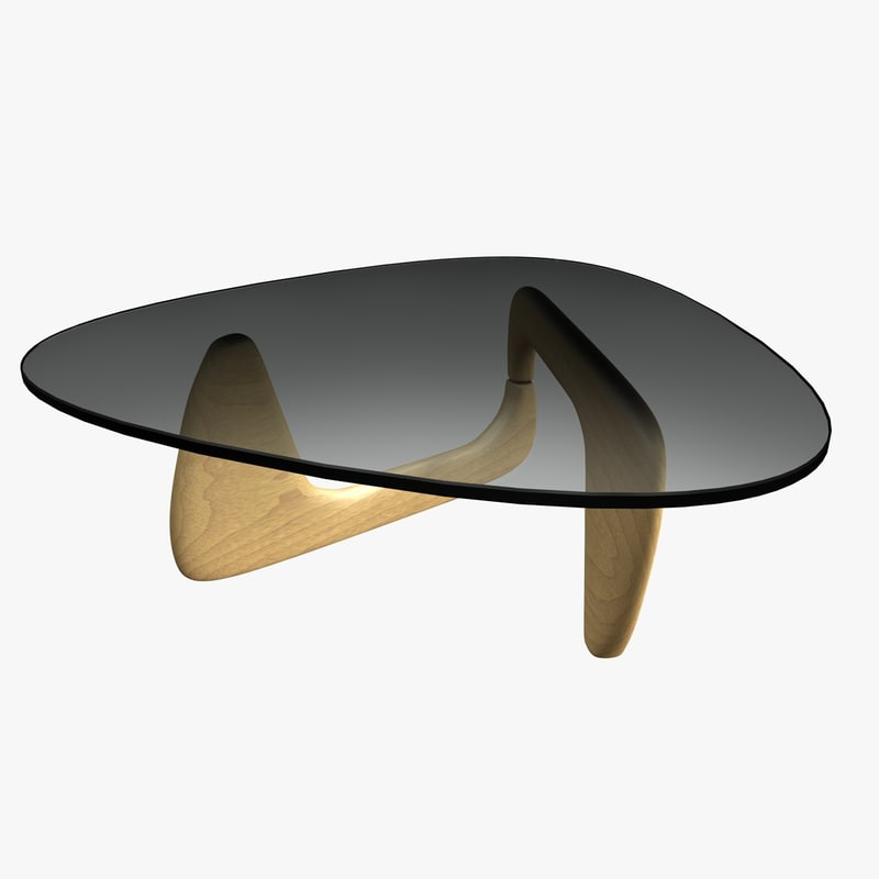 coffee table c4d