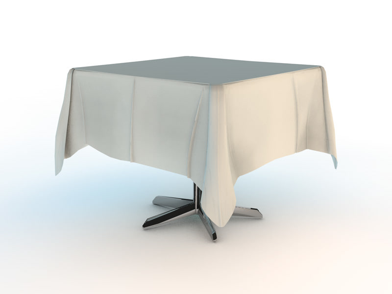 3d table cloth