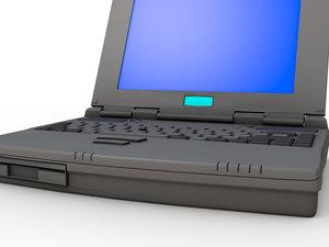 3d 3ds toshiba 2180 laptop