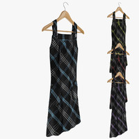 Womens Realistic Dress On a Hanger