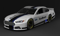NASCAR Sprint Cup Fusion 2013