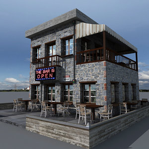 3ds max historical building