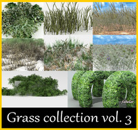 Grass collection 3