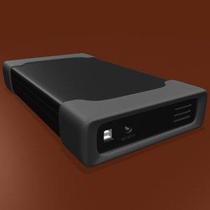 external hard drive max