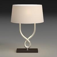3d porta table lamp model