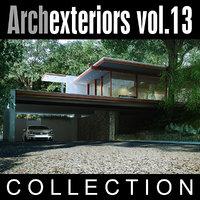 archexteriors vol 13 3d model