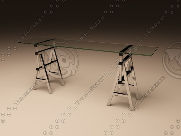 3d eichholtz table console shaker model