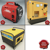 Electric Generators Collection