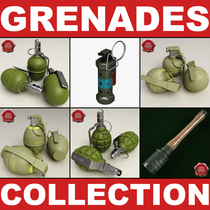 3d 3ds grenades 1 f