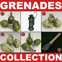 Grenades Collection V3