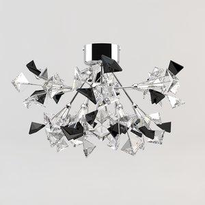 3d model kite pl15 ceiling