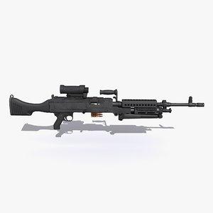 gun m240 machine max