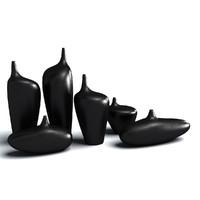 3d model vases stl