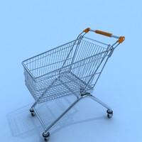 3d handcart