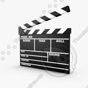 max film slate